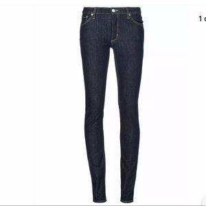 Acne Flex S Wet Blue Skinny Jean